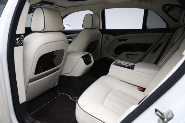 Used 2016 Bentley Mulsanne for sale $139,900 at Maserati of Westport in Westport CT 06880 21