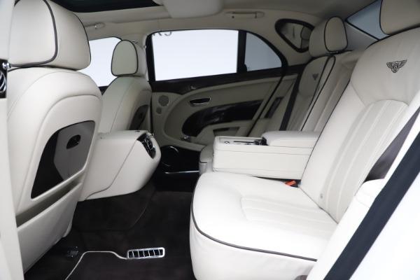 Used 2016 Bentley Mulsanne for sale $139,900 at Maserati of Westport in Westport CT 06880 22