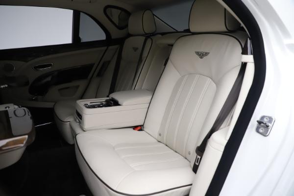 Used 2016 Bentley Mulsanne for sale $139,900 at Maserati of Westport in Westport CT 06880 23
