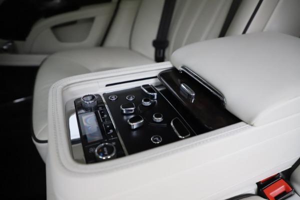 Used 2016 Bentley Mulsanne for sale $139,900 at Maserati of Westport in Westport CT 06880 24