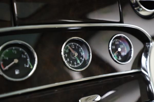 Used 2016 Bentley Mulsanne for sale $139,900 at Maserati of Westport in Westport CT 06880 25