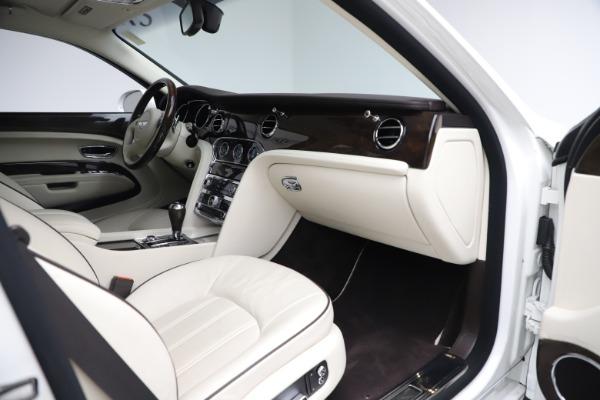 Used 2016 Bentley Mulsanne for sale $139,900 at Maserati of Westport in Westport CT 06880 26