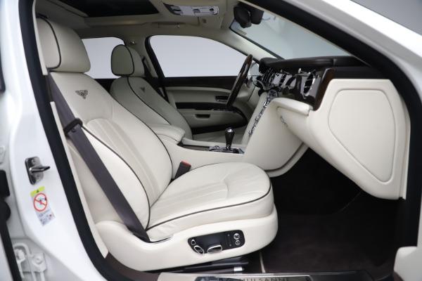 Used 2016 Bentley Mulsanne for sale $149,900 at Maserati of Westport in Westport CT 06880 27