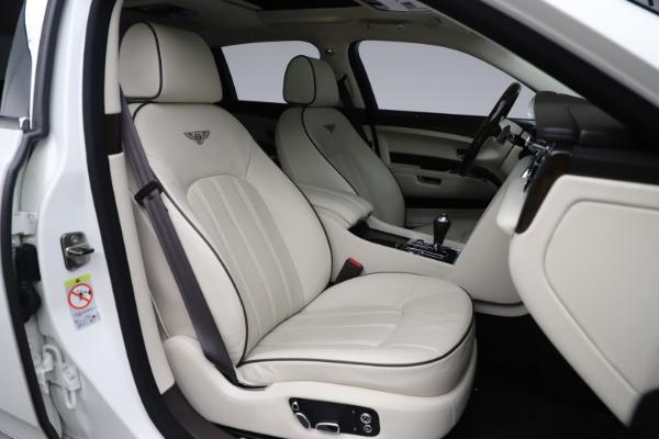 Used 2016 Bentley Mulsanne for sale $149,900 at Maserati of Westport in Westport CT 06880 28