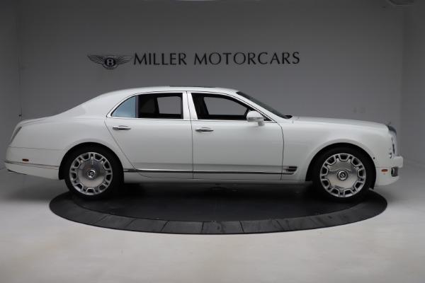 Used 2016 Bentley Mulsanne for sale $149,900 at Maserati of Westport in Westport CT 06880 9