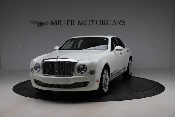 Used 2016 Bentley Mulsanne for sale $139,900 at Maserati of Westport in Westport CT 06880 1