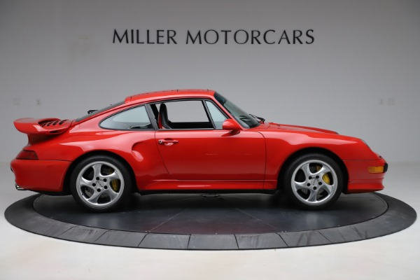 Used 1997 Porsche 911 Turbo S for sale $429,900 at Maserati of Westport in Westport CT 06880 10