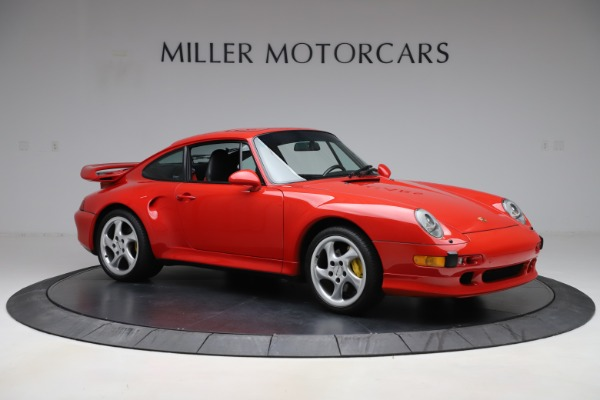 Used 1997 Porsche 911 Turbo S for sale $429,900 at Maserati of Westport in Westport CT 06880 11