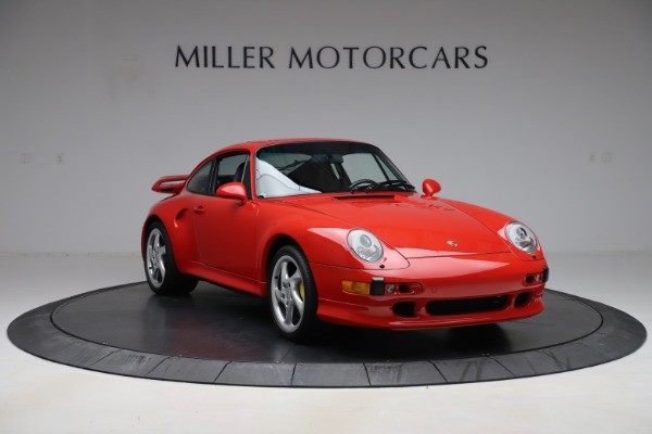 Used 1997 Porsche 911 Turbo S for sale $429,900 at Maserati of Westport in Westport CT 06880 12