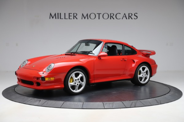 Used 1997 Porsche 911 Turbo S for sale $429,900 at Maserati of Westport in Westport CT 06880 2
