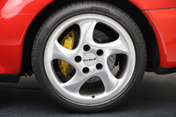 Used 1997 Porsche 911 Turbo S for sale $429,900 at Maserati of Westport in Westport CT 06880 23