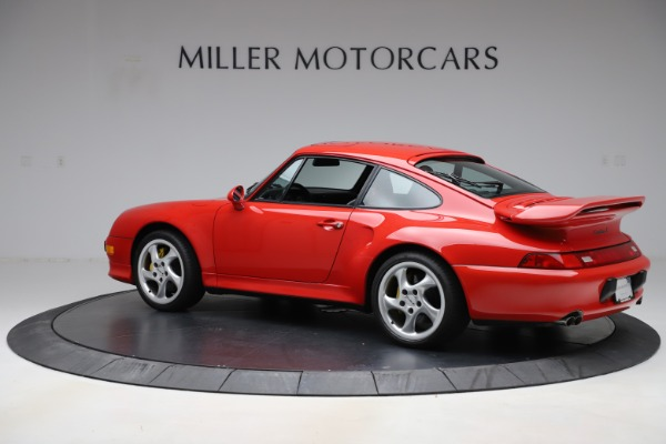 Used 1997 Porsche 911 Turbo S for sale $429,900 at Maserati of Westport in Westport CT 06880 4
