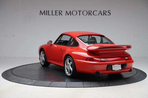 Used 1997 Porsche 911 Turbo S for sale $429,900 at Maserati of Westport in Westport CT 06880 6