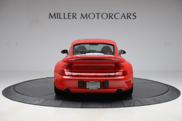 Used 1997 Porsche 911 Turbo S for sale $429,900 at Maserati of Westport in Westport CT 06880 7