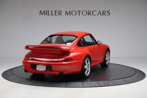 Used 1997 Porsche 911 Turbo S for sale $429,900 at Maserati of Westport in Westport CT 06880 8