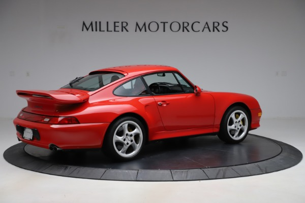 Used 1997 Porsche 911 Turbo S for sale $429,900 at Maserati of Westport in Westport CT 06880 9