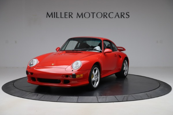 Used 1997 Porsche 911 Turbo S for sale $429,900 at Maserati of Westport in Westport CT 06880 1
