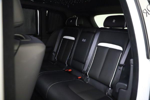 New 2020 Rolls-Royce Cullinan Black Badge for sale $451,625 at Maserati of Westport in Westport CT 06880 12