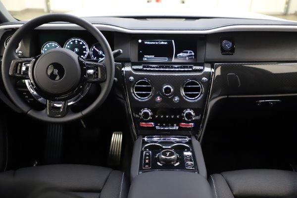 New 2020 Rolls-Royce Cullinan Black Badge for sale $451,625 at Maserati of Westport in Westport CT 06880 14