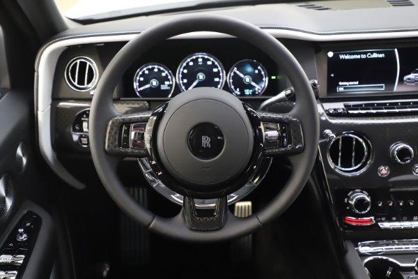 New 2020 Rolls-Royce Cullinan Black Badge for sale $451,625 at Maserati of Westport in Westport CT 06880 15