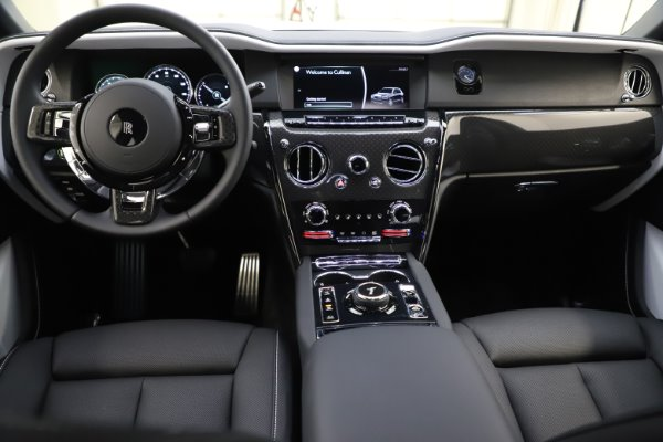 New 2020 Rolls-Royce Cullinan Black Badge for sale $451,625 at Maserati of Westport in Westport CT 06880 16