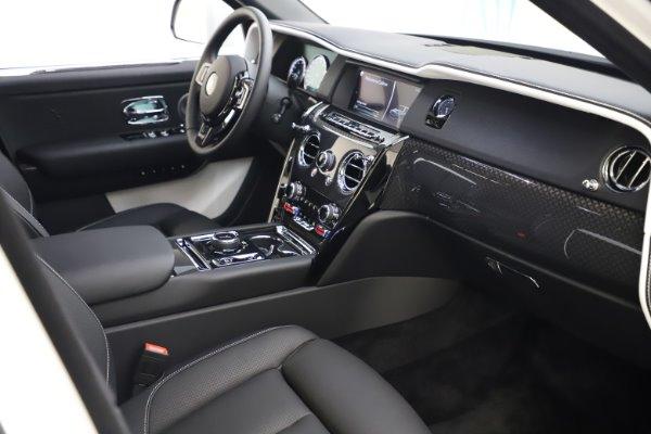 New 2020 Rolls-Royce Cullinan Black Badge for sale $451,625 at Maserati of Westport in Westport CT 06880 17