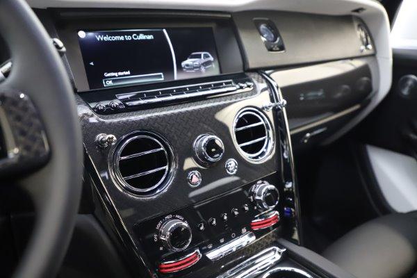 New 2020 Rolls-Royce Cullinan Black Badge for sale $451,625 at Maserati of Westport in Westport CT 06880 18