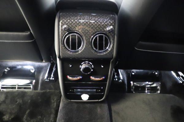 New 2020 Rolls-Royce Cullinan Black Badge for sale $451,625 at Maserati of Westport in Westport CT 06880 22