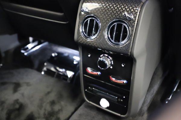 New 2020 Rolls-Royce Cullinan Black Badge for sale $451,625 at Maserati of Westport in Westport CT 06880 23