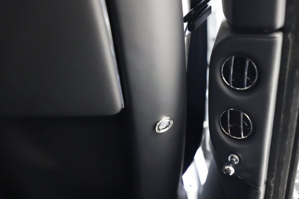 New 2020 Rolls-Royce Cullinan Black Badge for sale $451,625 at Maserati of Westport in Westport CT 06880 24