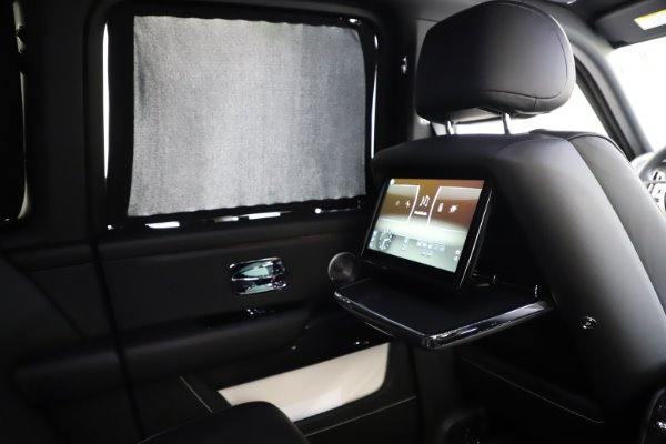 New 2020 Rolls-Royce Cullinan Black Badge for sale $451,625 at Maserati of Westport in Westport CT 06880 27
