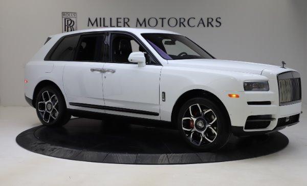 New 2020 Rolls-Royce Cullinan Black Badge for sale $451,625 at Maserati of Westport in Westport CT 06880 8