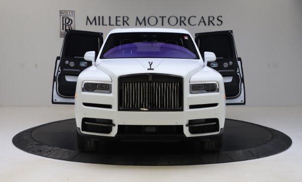 New 2020 Rolls-Royce Cullinan Black Badge for sale $451,625 at Maserati of Westport in Westport CT 06880 9