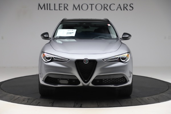 New 2020 Alfa Romeo Stelvio Q4 for sale $49,840 at Maserati of Westport in Westport CT 06880 12