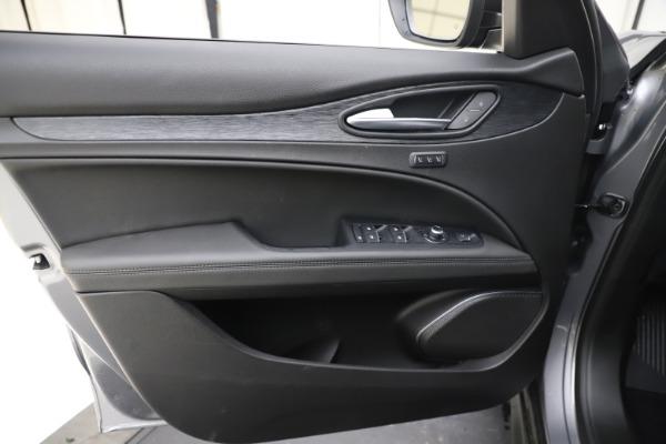 New 2020 Alfa Romeo Stelvio Q4 for sale $49,840 at Maserati of Westport in Westport CT 06880 17