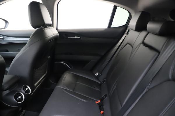 New 2020 Alfa Romeo Stelvio Q4 for sale $49,840 at Maserati of Westport in Westport CT 06880 19