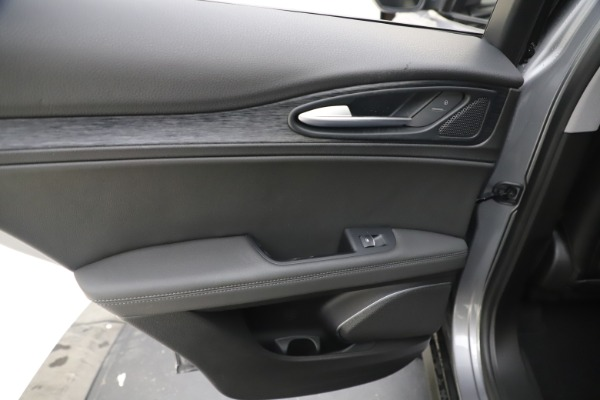 New 2020 Alfa Romeo Stelvio Q4 for sale $49,840 at Maserati of Westport in Westport CT 06880 21