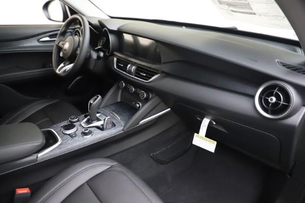 New 2020 Alfa Romeo Stelvio Q4 for sale $49,840 at Maserati of Westport in Westport CT 06880 22