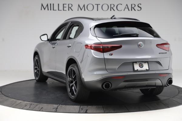 New 2020 Alfa Romeo Stelvio Q4 for sale $49,840 at Maserati of Westport in Westport CT 06880 5