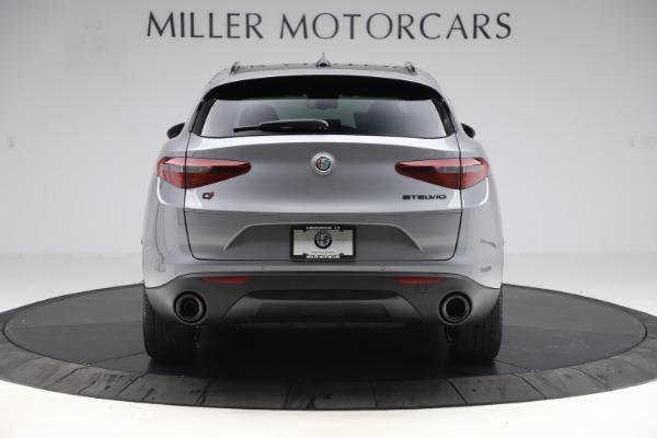 New 2020 Alfa Romeo Stelvio Q4 for sale $49,840 at Maserati of Westport in Westport CT 06880 6
