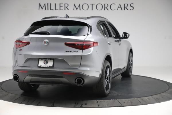 New 2020 Alfa Romeo Stelvio Q4 for sale $49,840 at Maserati of Westport in Westport CT 06880 7