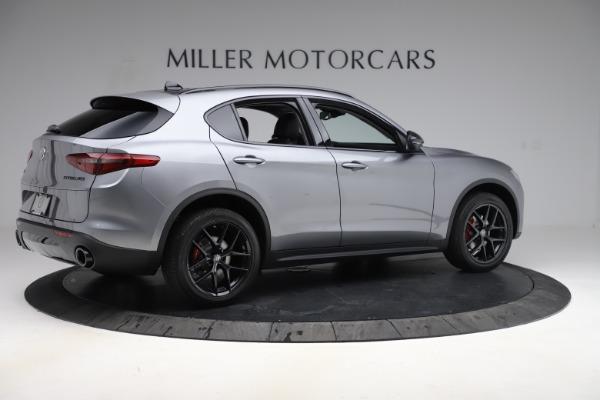 New 2020 Alfa Romeo Stelvio Q4 for sale $49,840 at Maserati of Westport in Westport CT 06880 8
