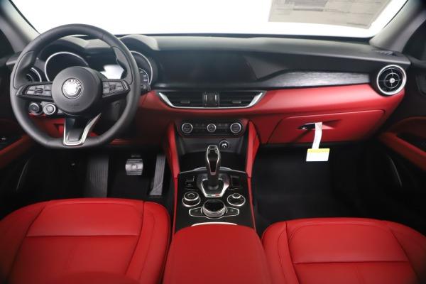 New 2020 Alfa Romeo Stelvio Sport Q4 for sale Call for price at Maserati of Westport in Westport CT 06880 16