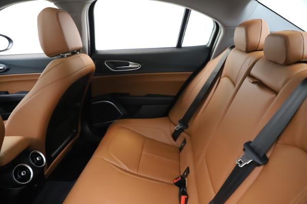 New 2020 Alfa Romeo Giulia Q4 for sale Sold at Maserati of Westport in Westport CT 06880 18