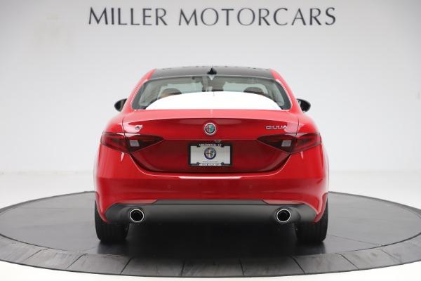 New 2020 Alfa Romeo Giulia Q4 for sale Sold at Maserati of Westport in Westport CT 06880 6