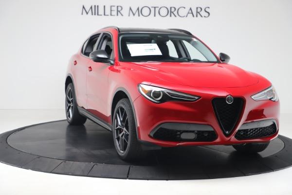 New 2020 Alfa Romeo Stelvio Q4 for sale $49,240 at Maserati of Westport in Westport CT 06880 11