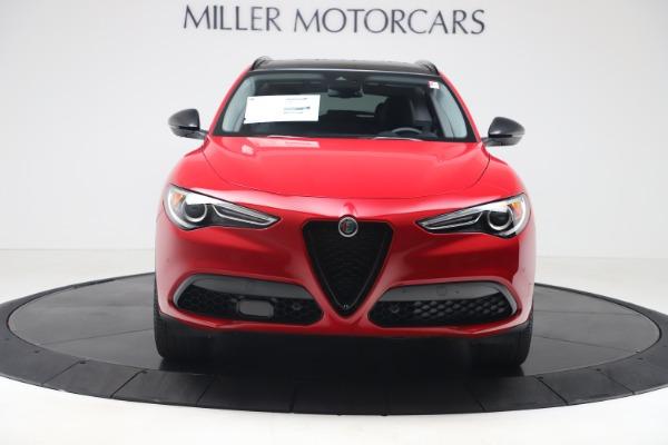 New 2020 Alfa Romeo Stelvio Q4 for sale $49,240 at Maserati of Westport in Westport CT 06880 12