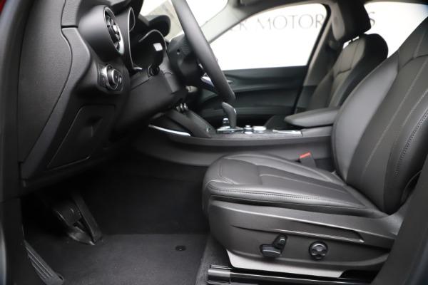 New 2020 Alfa Romeo Stelvio Q4 for sale $49,240 at Maserati of Westport in Westport CT 06880 14