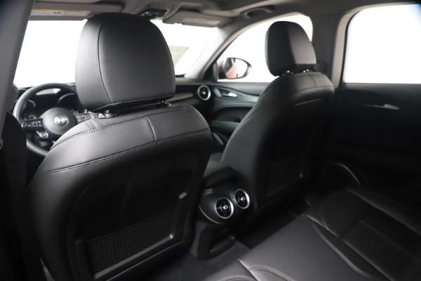 New 2020 Alfa Romeo Stelvio Q4 for sale $49,240 at Maserati of Westport in Westport CT 06880 20