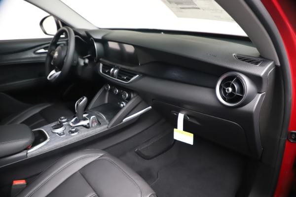 New 2020 Alfa Romeo Stelvio Q4 for sale $49,240 at Maserati of Westport in Westport CT 06880 22
